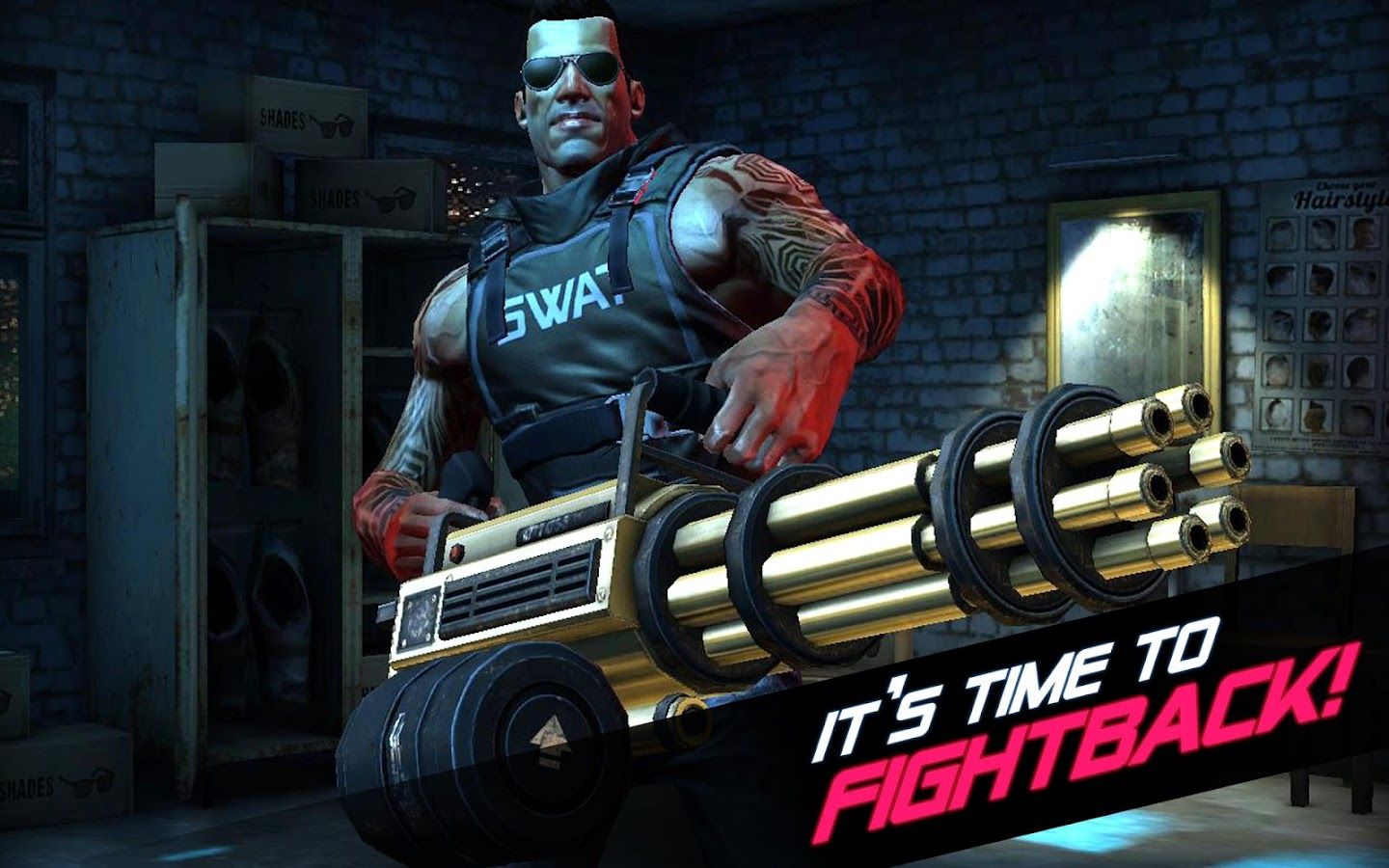 Fightback- screenshot