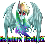 Rainbow Dash GO EX Theme