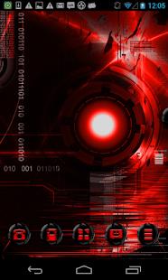 玩個人化App|Next Launcher theme KromTwistr免費|APP試玩