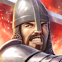 Lords & Knights - Strategy MMO mobile app icon