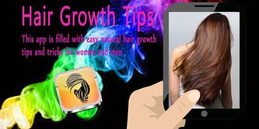 玩免費健康APP|下載Hair Growth Tips app不用錢|硬是要APP