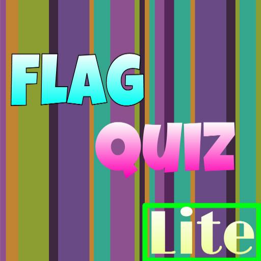 Flag Quiz Lite LOGO-APP點子