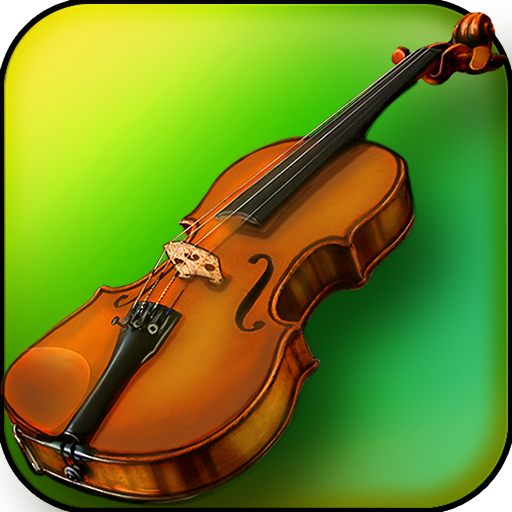 Virtual Violin LOGO-APP點子