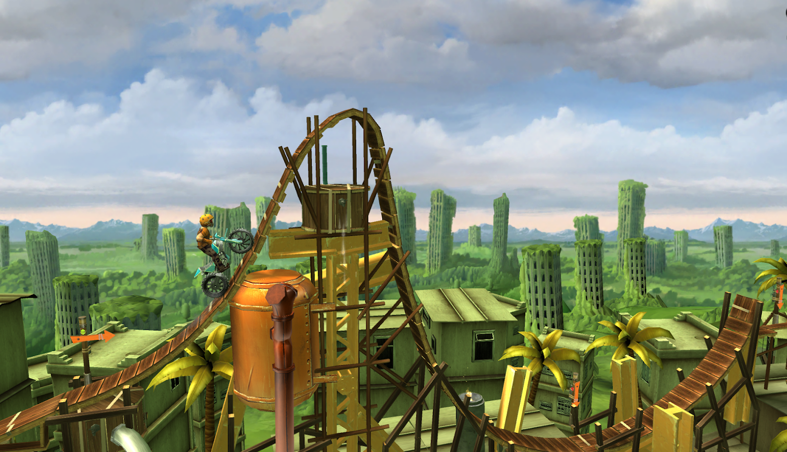 Trials Frontier- screenshot