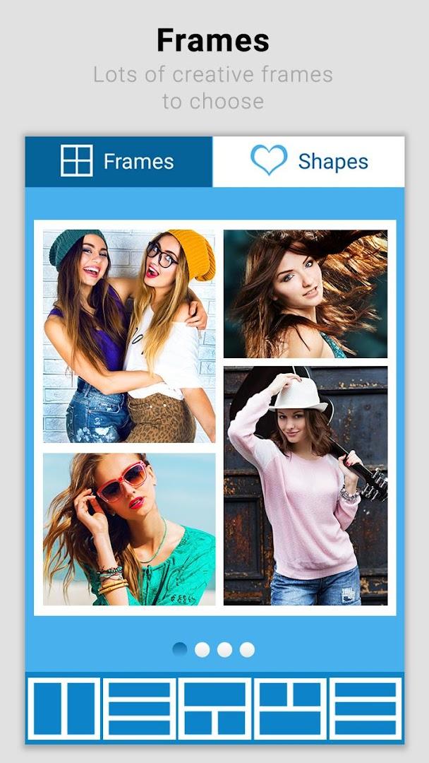 Pic Frames : Collages, Templates, Layouts, Grids - Revenue ...