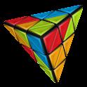 Pyramid Twist Puzzle icon