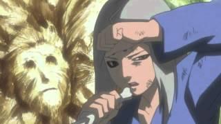 Showdown: Gaara vs. Kimimaro!