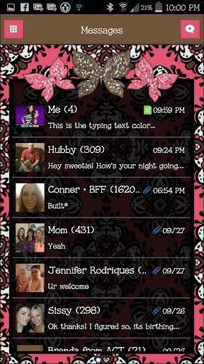 GO SMS - SCS277