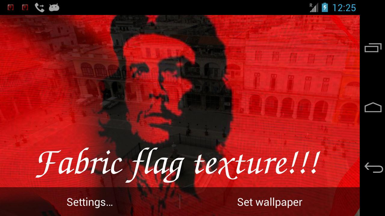 Che Guevara LWP Free - Android Apps on Google Play