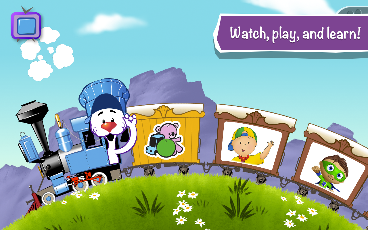 PlayKids - screenshot