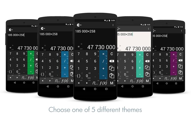 Calculator ++ Screenshot 3