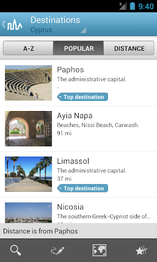 Cyprus Travel Guide by Triposo