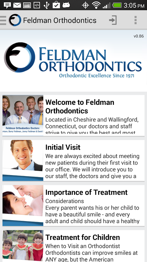 Feldman Ortho- screenshot