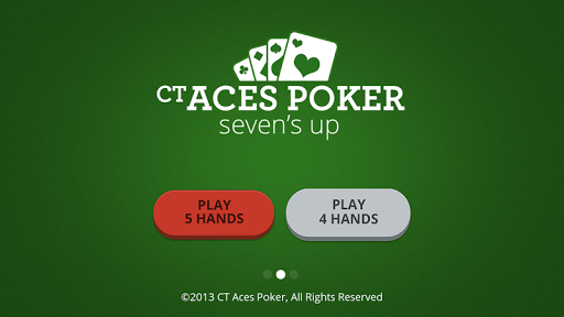 CT Aces Poker - Seven's Up