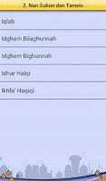 Screenshot of Marbel Mengaji Tajwid