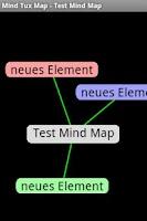 Screenshot of Mind Tux Map