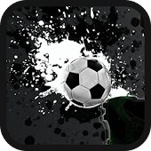 Active soccer Atom theme