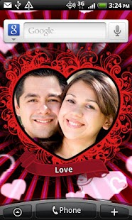 Love Photo Heart Locket - screenshot thumbnail