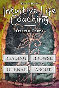 Intuitive Life Coaching Oracle