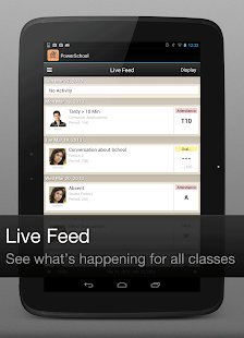 PowerSchool for Parents - screenshot thumbnail