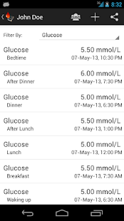 Diabetes Journal - screenshot thumbnail