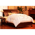 Embassy Feather Pillow Bedding icon