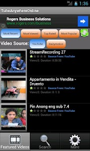 Tube Anywhere Online screenshot 1