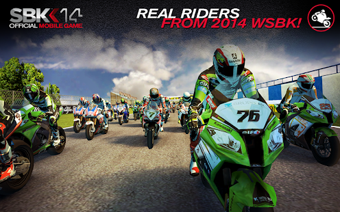 SBK14 Official Mobile Game Screenshot 2