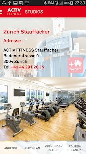 ACTIV FITNESS- screenshot thumbnail