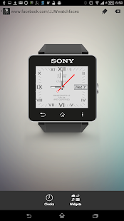 JJW Classic Watch Face 1 SW2- screenshot thumbnail