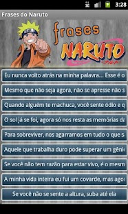 Frases Naruto - screenshot thumbnail