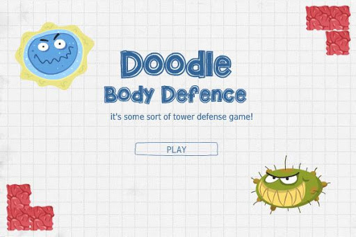 Doodle Tower Defence Body