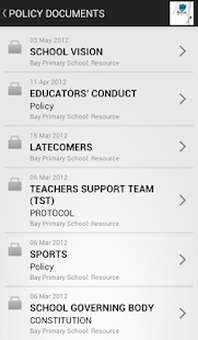 D6 School Communicator - screenshot thumbnail