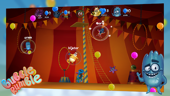 Bubble Rumble- screenshot thumbnail