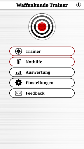 Waffenkunde Waffenrecht App