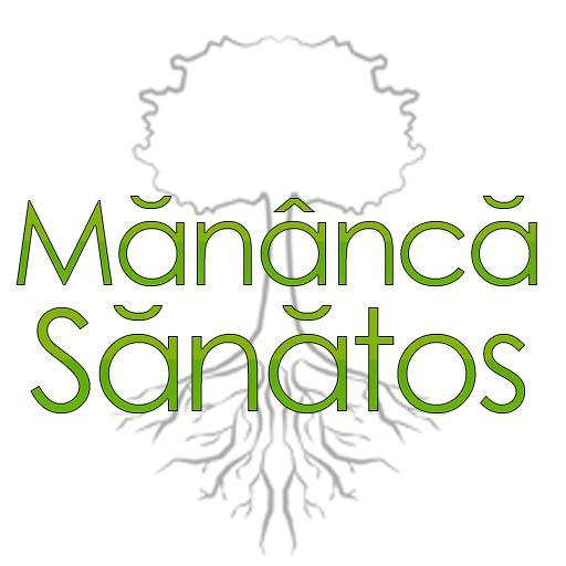 Mananca Sanatos LOGO-APP點子