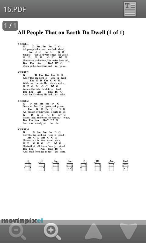 Advent Hymnal PRO- screenshot