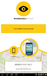 WhereareU24.com 手机定位器