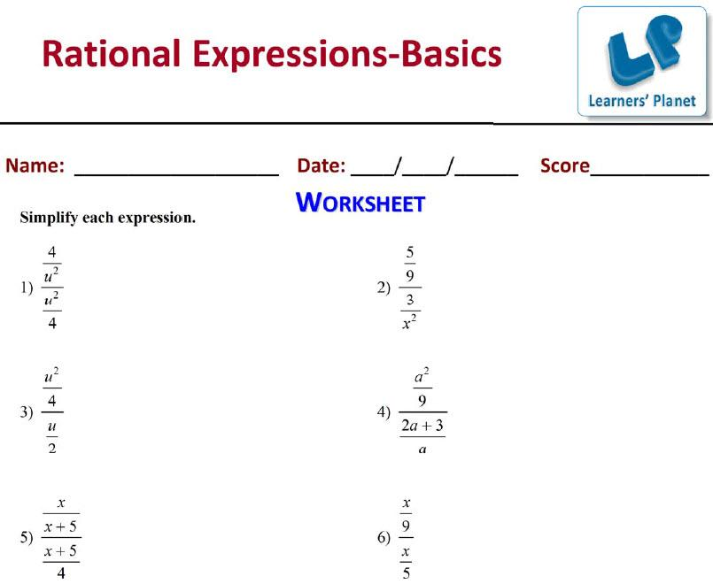 MathsRational Expressions Android Apps on Google Play – Rational Expression Worksheet