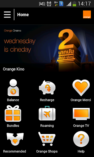 My Orange Armenia