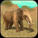 Wild Elephant Sim 3D icon