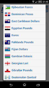 My Currency Converter- screenshot thumbnail