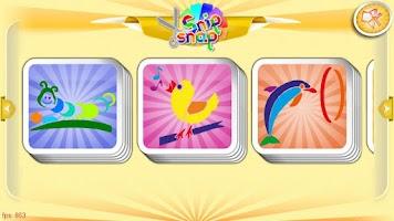 Screenshot of Snip-Snap (free)