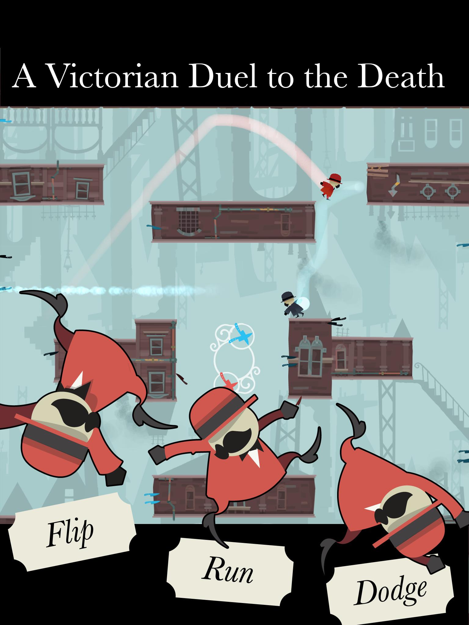 Gentlemen! (multiplayer!) screenshot #7
