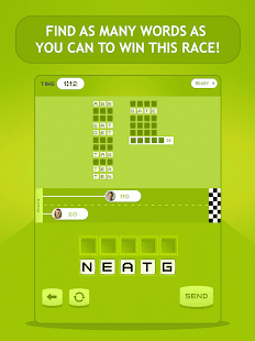 Letroca Word Race- screenshot thumbnail