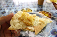 藍天印度烤餅