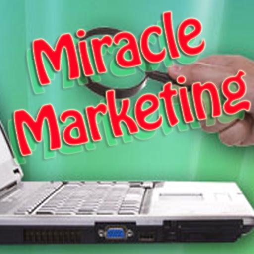 Miracle Marketing LOGO-APP點子