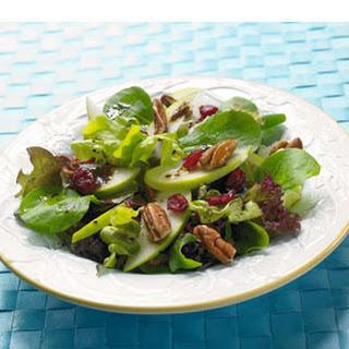 Salade Met Appel En Cranberry