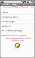 Screenshot of Skovskolens Skattejagt