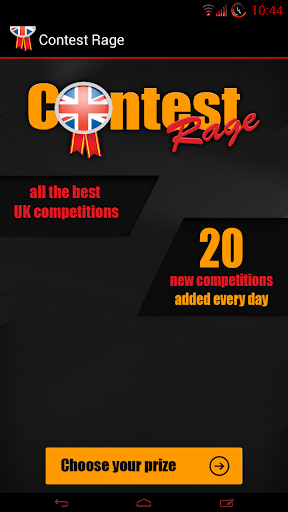 比賽英國 - 免費的東西